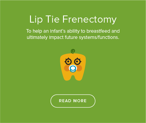 Lip Tie Frenectomy - Oak Forest Kids' Dentist and Orthodontics